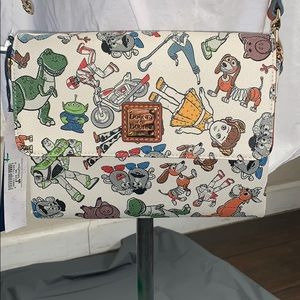 Dooney & Bourke Toy Story Crossbody Bag